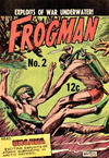 Cover for Frogman (Yaffa / Page, 1966 series) #2