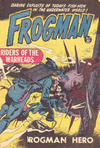 Cover for Frogman (Yaffa / Page, 1966 series) #7