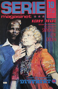 Cover Thumbnail for Seriemagasinet (Semic, 1970 series) #19/1986