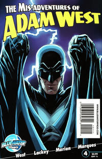 Cover Thumbnail for The Mis-Adventures of Adam West (Bluewater Productions, 2011 series) #4