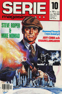 Cover Thumbnail for Seriemagasinet (Semic, 1970 series) #10/1989