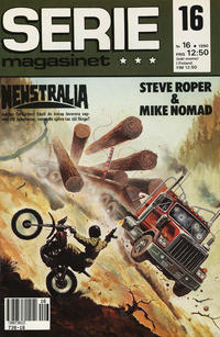 Cover Thumbnail for Seriemagasinet (Semic, 1970 series) #16/1990