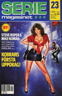Cover Thumbnail for Seriemagasinet (Semic, 1970 series) #23/1990