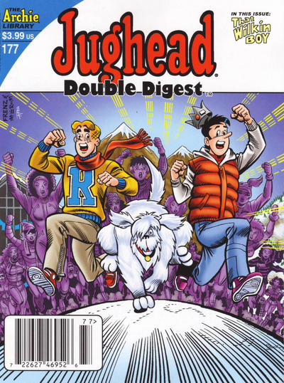 Cover for Jughead's Double Digest (Archie, 1989 series) #177 [newsstand]