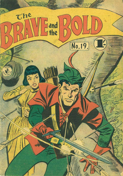 Cover for The Brave and the Bold (K. G. Murray, 1956 series) #19