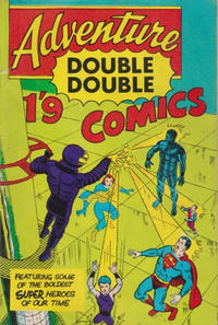Cover for Adventure Double Double Comics (1967 series) #[nn]