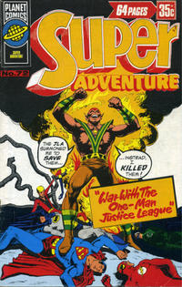 Cover Thumbnail for Super Adventure (K. G. Murray, 1976 ? series) #72