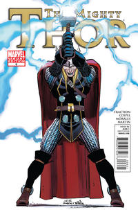 Cover Thumbnail for The Mighty Thor (Marvel, 2011 series) #6 [Architect Variant]