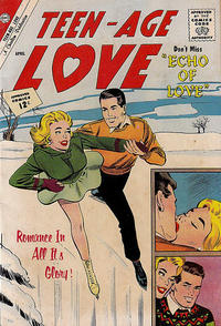 Cover Thumbnail for Teen-Age Love (Charlton, 1958 series) #25