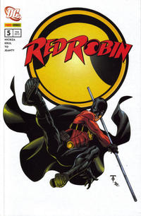 Cover Thumbnail for Red Robin (Panini Deutschland, 2010 series) #5 - Randale im Unternet