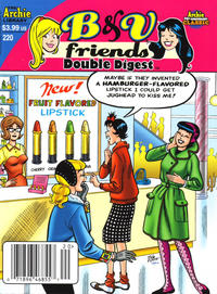 Cover for B&V Friends Double Digest Magazine (Archie, 2011 series) #220 [Direct]
