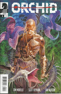 Cover Thumbnail for Orchid (Dark Horse, 2011 series) #4