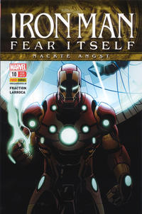 Cover Thumbnail for Iron Man (Panini Deutschland, 2009 series) #10