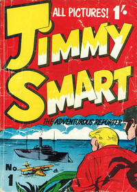Cover Thumbnail for Jimmy Smart (K. G. Murray, 1957 ? series) #1