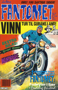Cover Thumbnail for Fantomet (Semic, 1976 series) #20/1991
