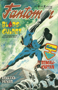 Cover Thumbnail for Fantomen (Semic, 1963 series) #7/1976