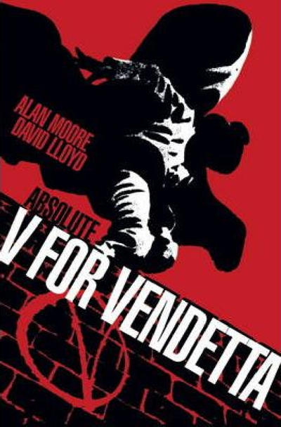 Cover for Absolute V for Vendetta (2009 series) #[nn]