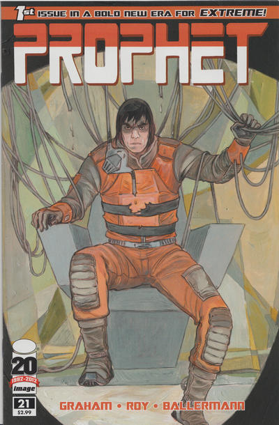 Cover for Prophet (Image, 2012 series) #21