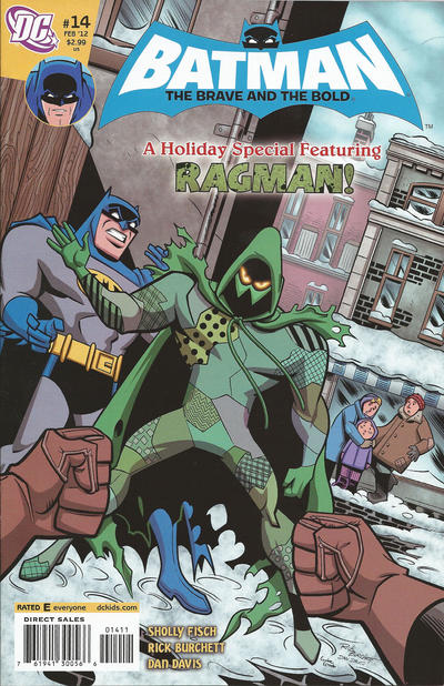 Cover for The All-New Batman: The Brave and the Bold (DC, 2011 series) #14