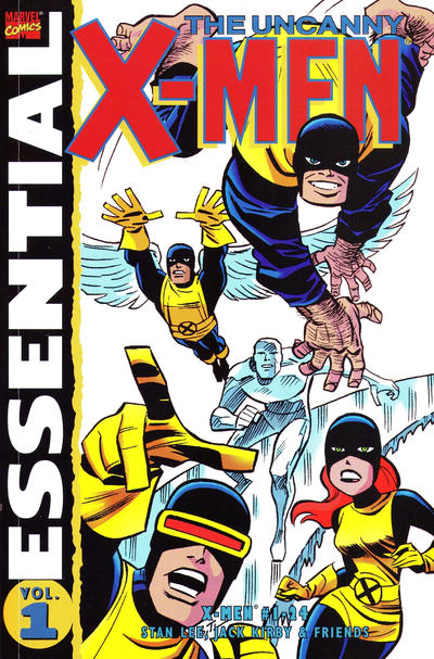 Cover for Essential Uncanny X-Men (Marvel, 1999 series) #1