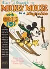 Cover for Mickey Mouse Magazine (Western, 1935 series) #v2#4 [16]