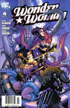 Cover Thumbnail for Wonder Woman (2006 series) #4 [Newsstand Edition]
