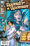 Cover Thumbnail for Wonder Woman (2006 series) #6 [Newsstand Edition]