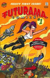 Cover Thumbnail for Bongo Comics Presents Futurama Comics (2000 series) #1 [Comic-Con International Variant Cover]