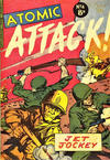 Cover for Atomic Attack! (Calvert, 1953 ? series) #4
