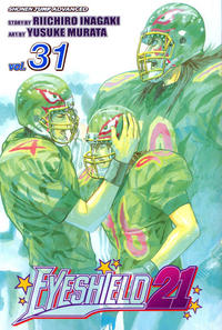 Cover for Eyeshield 21 (2005 series) #31