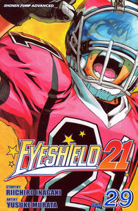 Cover Thumbnail for Eyeshield 21 (Viz, 2005 series) #29