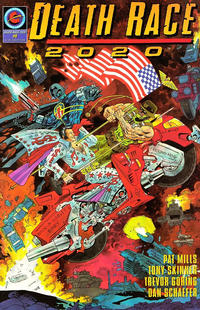Cover Thumbnail for Death Race 2020 (Roger Corman's Cosmic Comics, 1995 series) #8