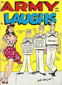 Cover Thumbnail for Army Laughs (Prize, 1951 series) #v2#10