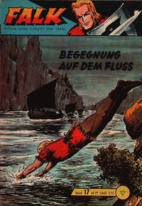 Cover Thumbnail for Falk, Ritter ohne Furcht und Tadel (Lehning, 1963 series) #17