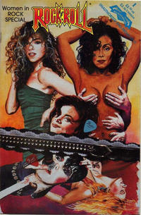 Cover for Women in Rock (1993 series) #1