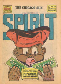 Cover Thumbnail for The Spirit (Register and Tribune Syndicate, 1940 series) #12/9/1945