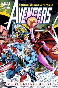 Cover Thumbnail for Avengers: The Yesterday Quest (Marvel, 1994 series)