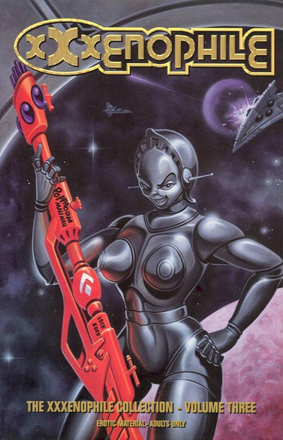 Cover for The XXXenophile Collection (Palliard Press, 1997 series) #3