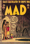 Cover for Mad (Superior Publishers Limited, 1952 series) #1