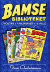 Cover for Bamsebiblioteket (Egmont, 2000 series) #1