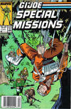 Cover Thumbnail for G.I. Joe Special Missions (1986 series) #4 [Newsstand Edition]