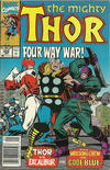 Cover Thumbnail for Thor (1966 series) #428 [Newsstand Edition]
