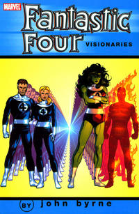 Cover Thumbnail for Fantastic Four Visionaries: John Byrne (Marvel, 2001 series) #6