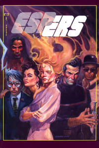 Cover Thumbnail for ESPers (Marvel, 1990 series)