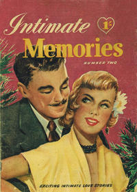 Cover Thumbnail for Intimate Memories (Pyramid, 1951 ? series) #2