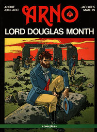 Cover Thumbnail for Arno (comicplus+, 1987 series) #3 - Lord Douglas Month