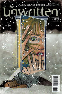 Cover Thumbnail for The Unwritten (DC, 2009 series) #32