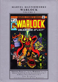 Cover Thumbnail for Marvel Masterworks: Warlock (Marvel, 2006 series) #2 [Regular Edition]