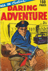 Cover Thumbnail for Daring Adventure (Magazine Management, 1965 ? series) #2
