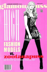 Cover for Zootanapuss (Aardvark-Vanaheim, 2012 series) #2